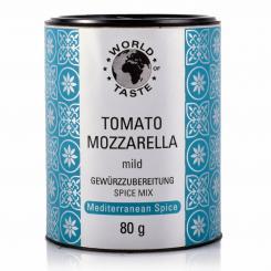 Tomato Mozzarella - World of Taste