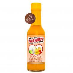 Marie Sharp's Mango Habanero Pepper Sauce, 148ml