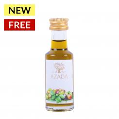 Olive Oil and Crushed Basil 20 ml - AZADA - First Try Then Buy