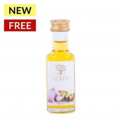 Olive Oil and Crushed Garlic  20 ml - AZADA - Firts Try Then Buy