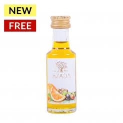 Olive Oil and Crushed Orange  20 ml - AZADA - First Try Then Buy