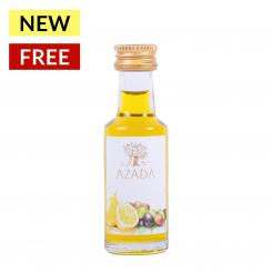 Olive Oil and Crushed Lemon  20 ml - AZADA - First Try Then Buy