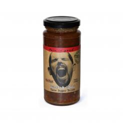 Pain is Good Sweet & Spicy Three Pepper Relish