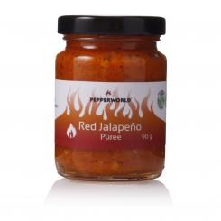 Pepperworld Red Jalapeno Puree