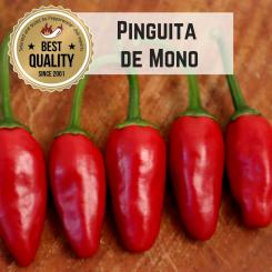 Aji Pinguita de Mono Chilli Seeds