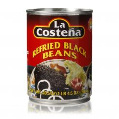 Schwarzes Bohnenmus, La Costena 580g