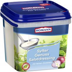Homann Sylter Genuss Dressing - 4 l