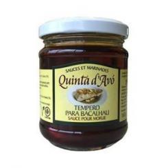 Tempero para Bacalhau - Stock fish Sauce