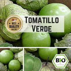 Tomatillo Verde (Physalis ixocarpa) Seeds