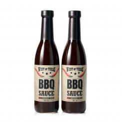 West of Texas® Smoky BBQ Sauce Double pack