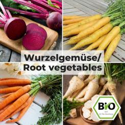 Root vegetables - Vegetable seed set