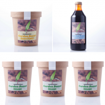 Garden Boost Dünger Power-Pack - Organic