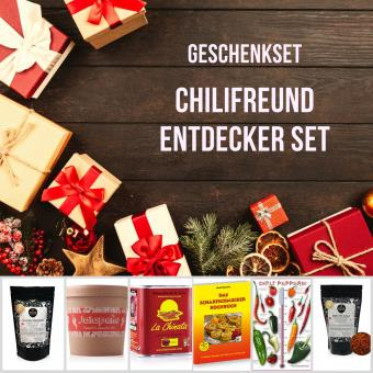 Chilifreund Entdecker Set