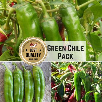 Green Chile Exclusive - Saat Spezial 2017