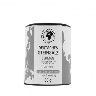 Deutsches Steinsalz - fein - World of Salt