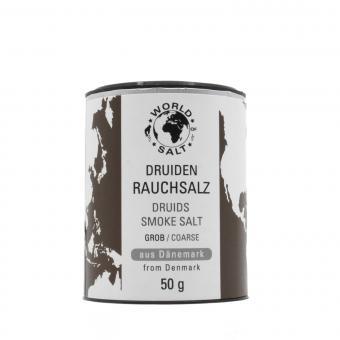 Druid Smoke Salt - coarse