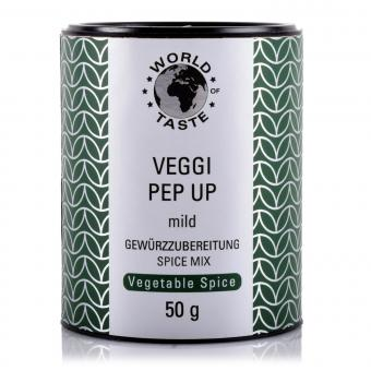 Veggi Pep Up - World of Taste