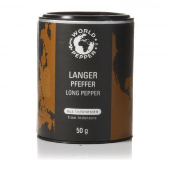 Langer Pfeffer - World of Pepper