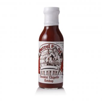 Barrel 51 Smokin' Chipotle Ketchup