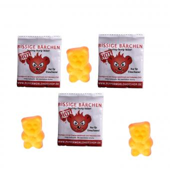 First Try Then Buy - Biting Bears Mini 3 x 10g Pack