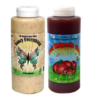 Bottroper Pepperplatte - Spicy Majo & Chipotle Chup