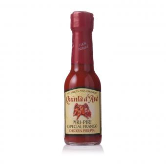 Chicken Piri-Piri Hot Sauce