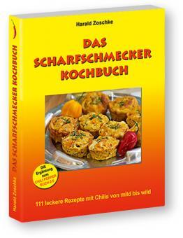 Das Scharfschmecker Kochbuch (German)