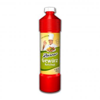 Zeisner Gewürz-Ketchup mild, 800ml