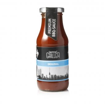 Hauptstadtgriller - BBQ The Original Sauce, 200ml