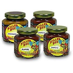 Killer Bee Honey Mustard 4-Pak