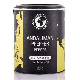 Andaliman Zitronenpfeffer - World of Pepper