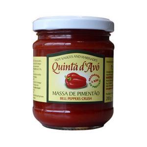 Massa de Pimentao - Paprika Püree