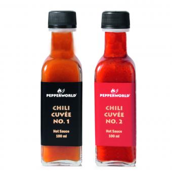 Cuvees Prestige - Chilli Gourmet Double Pack