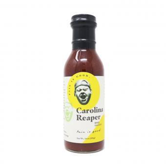 Pain is Good Carolina Reaper BBQ Sauce