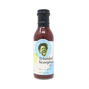 Pain is Good Trinidad Scorpion BBQ Sauce
