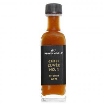 Pepperworld Cuvee No. 1 Hot Sauce