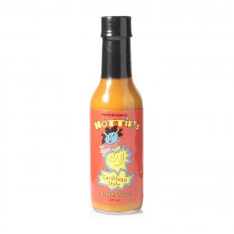 Hottie's Caribbean Style Pepper Sauce