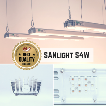SANlight 60W Mains Adaptor for FLEX Series