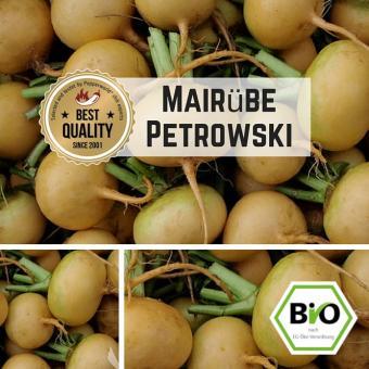 Mairübe Petrowski Samen