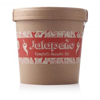 Spicy Garden Jalapeno