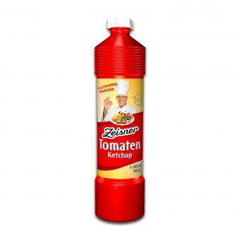 Zeisner Tomaten Ketchup, 800ml