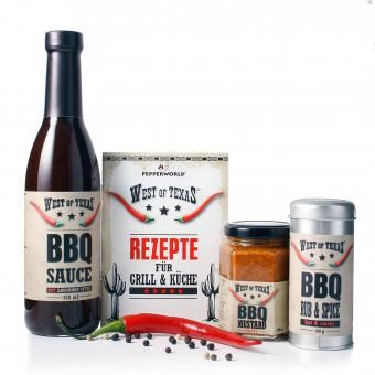 West of Texas BBQ Survival Kit