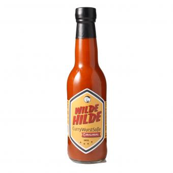 Wilde Hilde Currywurst Sauce 330 ml