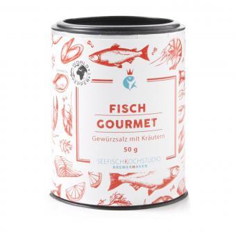 Fischgewürz Gourmet - Seefisch Kochstudio