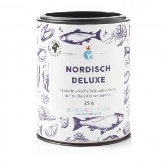 Nordisch Deluxe Fischgewürz - Seefisch Kochstudio