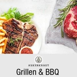 Grillen und BBQ mit Ankerkraut
