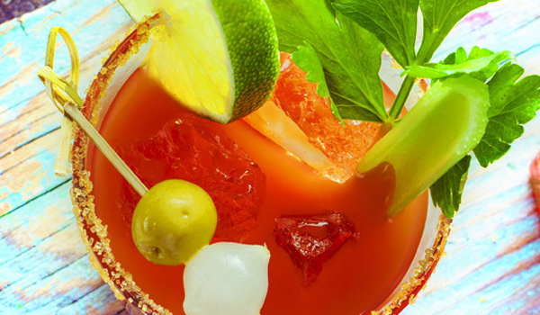Lingham's SriRacha Bloody Mary