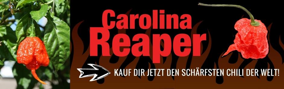 Carolina Reaper Banner